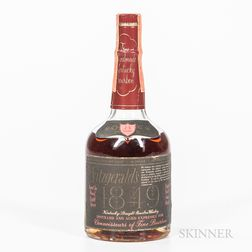 Old Fitzgerald 1849 8 Years Old, 1 half pint bottle