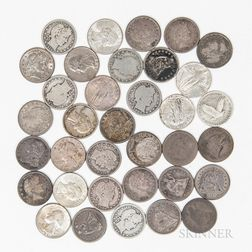 Small Group of Quarters