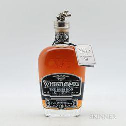 Whistle Pig Boss Hog III, 1 750ml bottle
