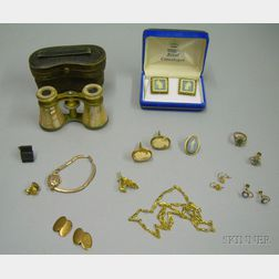 Assorted Estate and Costume Jewelry