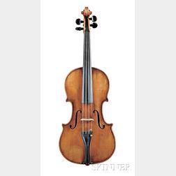 Modern Violin, Herman Todt, Markneukirchen, 1922