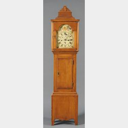 Pine Dwarf Clock