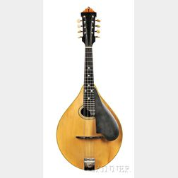 American Mandolin, Lyon and Healy, c. 1921, Style C
