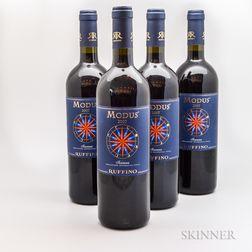 Ruffino Modus Toscana 2007, 4 bottles