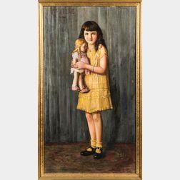 Joseph Mazzini Lombardi (American, 20th Century)      My Weenie - In 1931