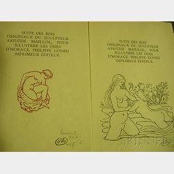 Maillol, Aristide (1861-1944), Illustrator