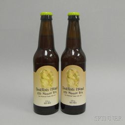 Dogfish Head Brewery 120 Minute IPA bottled 2011, 2 12oz bottles