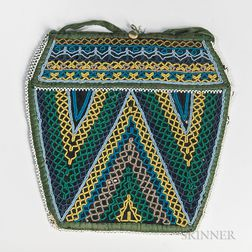 Beaded Bag,