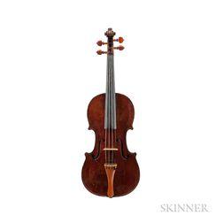 Italian Violin, Neapolitan School, c. 1890