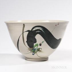 Tom Coleman Studio Pottery Bowl