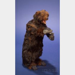 Roullet et Decamps Drinking Bear Automaton