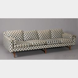 Possibly Edward Wormley Low-back Sofa