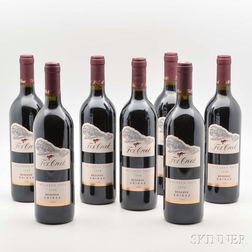 Fox Creek Shiraz Reserve 1998, 7 bottles