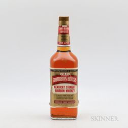 Old Bourbon House 4 Years Old, 1 liter bottle
