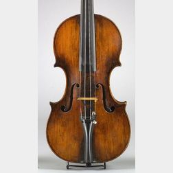 Violin, Ruggeri School