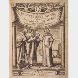 (Astronomy, Early) Galilei, Galileo (1564-1642)