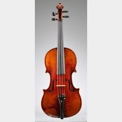 Markneukirchen Violin, c. 1925