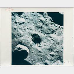 Apollo 16, Command/Service Module, April 20, 1972.