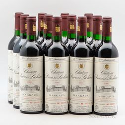 Chateau Prieure Lichine 1986, 12 bottles