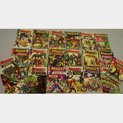 The Avengers  , No. 11-30