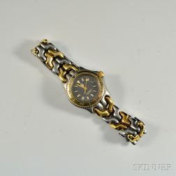 Tag Heuer Lady's Stainless Steel Wristwatch