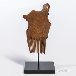 Eskimo Comb