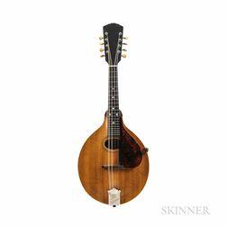 Gibson Style A Mandolin, c. 1913