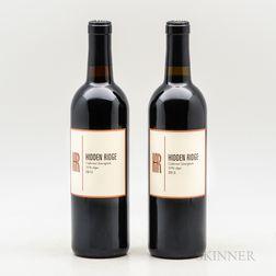 Hidden Ridge Cabernet Sauvignon (Impassable Mountain Reserve) 2013, 2 bottles