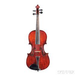 Modern Italian Violin, Concetto Puglisi, Catania, 1923
