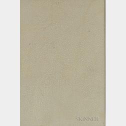Greg Copeland (American, 20th Century)      Abstraction
