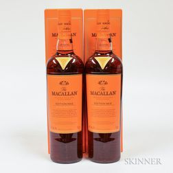 Macallan Edition No. 2, 2 750ml bottles (oc)