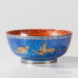 Wedgwood Hummingbird Lustre Imperial Bowl