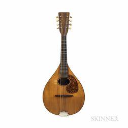 C.F. Martin & Co. Style A Mandolin, 1925
