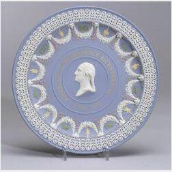 Wedgwood Five Color Jasper Bicentennial Plate