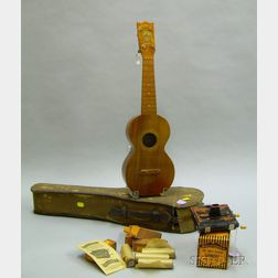 Two 1920/1930s Musical Instruments