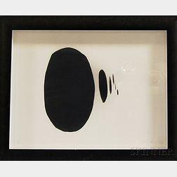Jordi Alcatraz (Spanish, b. 1963)      Untitled Abstraction.