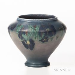 Louise Abel for Rookwood Pottery Footed Vase