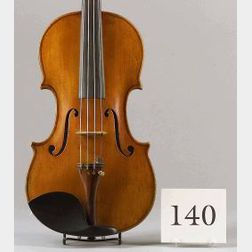 Modern Italian Violin, Giuseppe Castagnino, Genoa, 1948