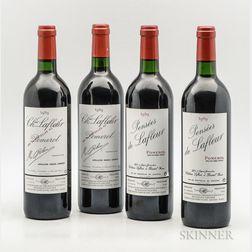 Chateau Lafleur, 4 bottles
