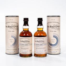Balvenie TUN 1509, 2 750ml bottles (ot)