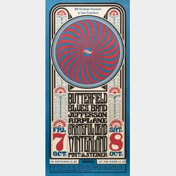 Three Concert Posters