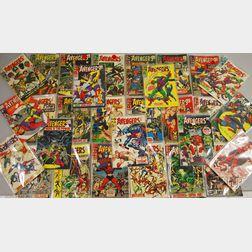 The Avengers  , No. 31-52, 54-60