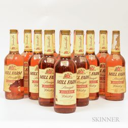 Mill Farm 4 Years Old, 12 4/5 quart bottles