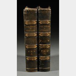A'Beckett, Gilbert Abbott (1811-1856) The Comic History of England