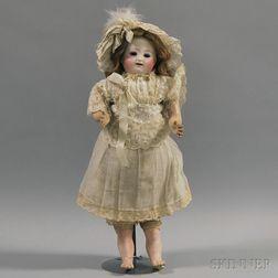 """Jules Steiner """"Bebe Gigoteur"""" Mechanical Doll"""