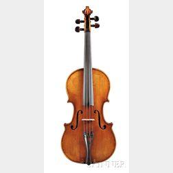 Modern Violin, Attributed to Giuseppe Castagnino, c. 1950