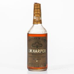 IW Harper 6 Years Old 1937, 1 4/5 quart bottle