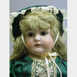 Kestner Bisque Turned Shoulder Head Doll