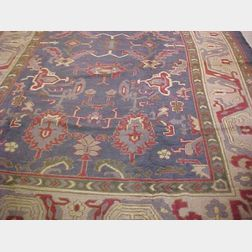 Spanish Ushak Carpet