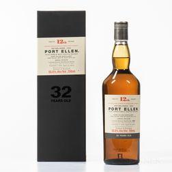 Port Ellen 32 Years Old 1978, 1 750ml bottle (oc)